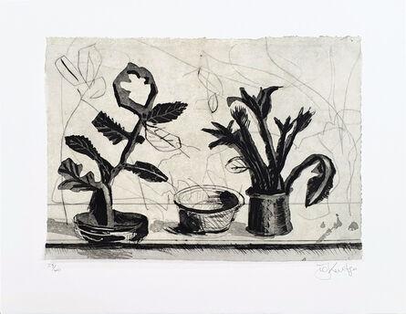 William Kentridge, 'Lexicon (Forest)', 2021