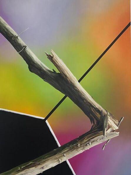 Javier Peláez, 'Broken Tree #6', 2019