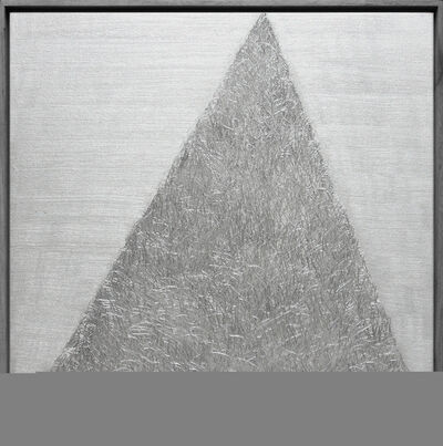 Zhou Jie 周杰, '-∞·银 Silver ', 2015