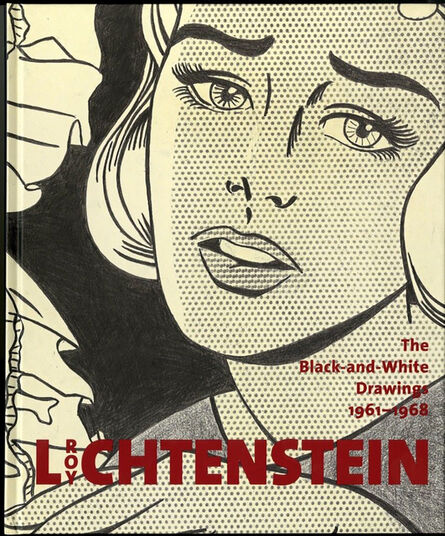 Roy Lichtenstein, 'Black and White Drawings Catalogue 1961-1968 (Brand new in shrink wrap)', 2010