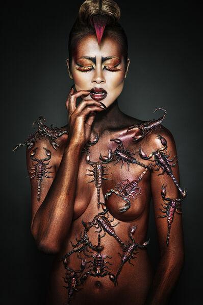 Jonas Leriche, 'Scorpion Queen ', 2017