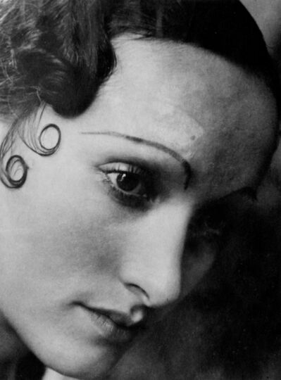 Kati Horna, 'variation of Subida a la Catedral, fotomontaje, Guerra Civil española, Barcelona, España', 1938