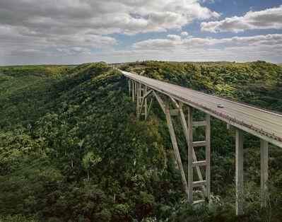 Andrew Moore, 'Puente de Bacunayagua, Cuba', 2012