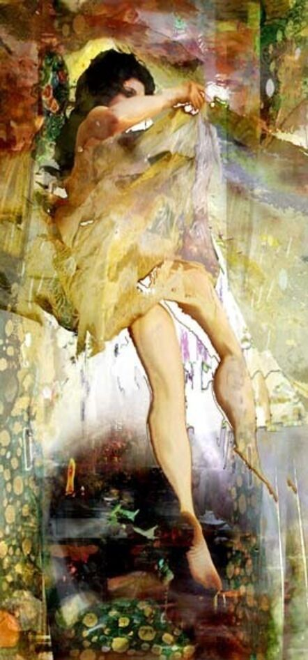 Lisa Holden, 'Veil (Danae)', 2007/2008