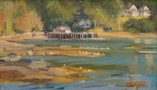 Theresa Pergal, 'Muscongus Bay (Maine)', 2019