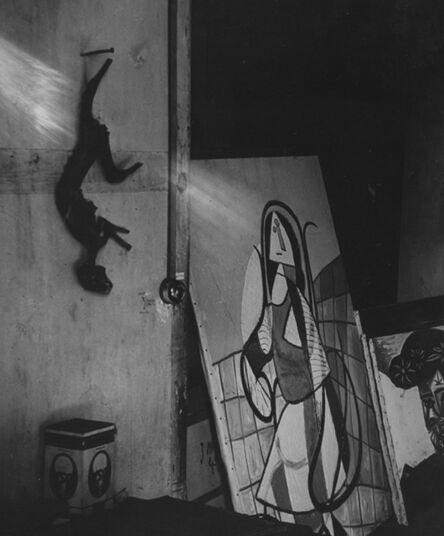 Brassaï, 'Atelier Picasso', Paris 1944