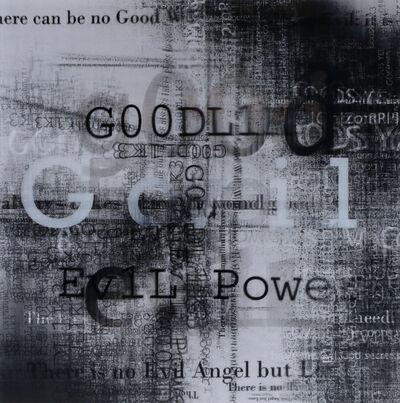 Pascal Dombis, 'Good + Evil = Void (X1)', 2012