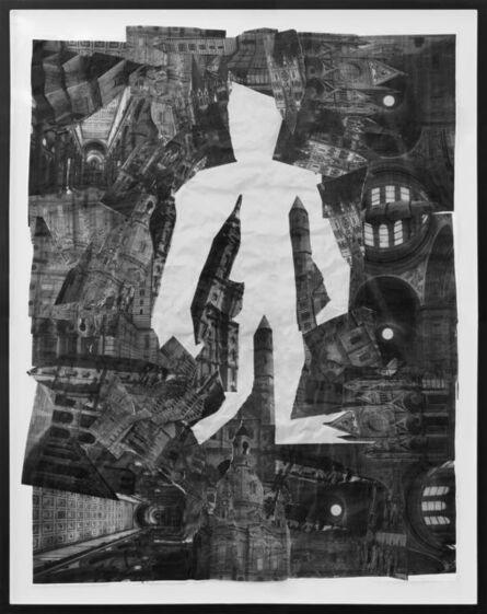 Christian Eisenberger, 'Collage 1', 2020