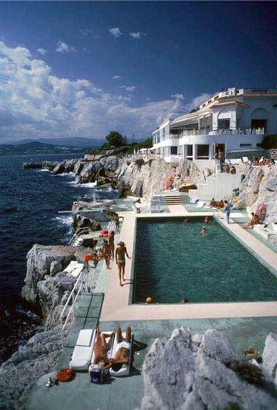 Slim Aarons, 'Hotel du Cap Eden-Roc', 1975