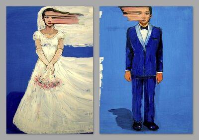 Baris Cihanoglu, 'Bride&Groom', 2013