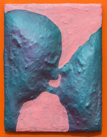 Austin Lee, 'Kiss', 2015