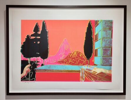 Andy Warhol, 'The Annunciation (F&S II.320)', 1984
