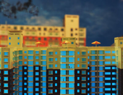 Xing Danwen, 'Urban Fiction #19', 2006