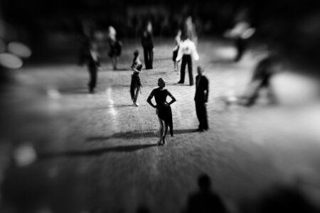 Tomasz Lazar, 'Dance ,#4', 2009-2012