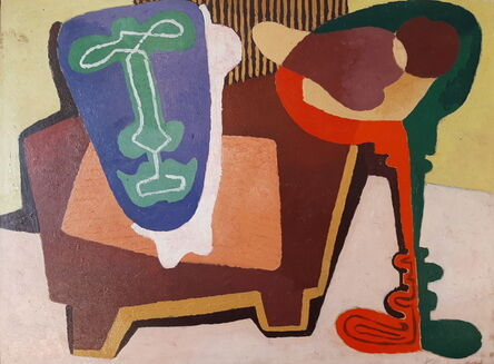 Heinrich Maria Davringhausen, 'untitled ', ca. 1939