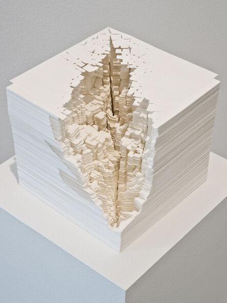 Noriko Ambe, 'A Piece of Flat Globe Vol. 37', 2014