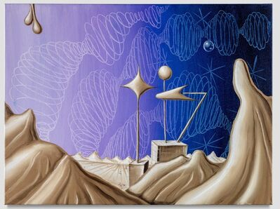 Kenny Scharf, 'Las Venus', 2000