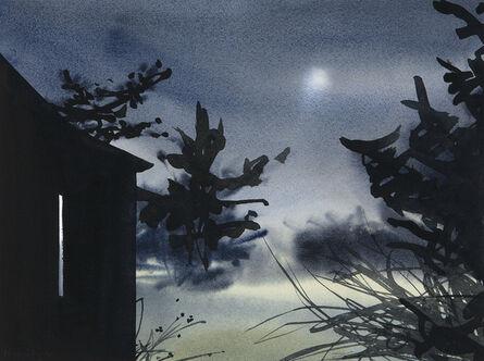 Susan Headley Van Campen, 'Moonlight'
