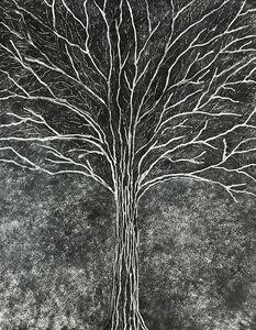 Fabiana Walsh, 'Grey Tree', 2020