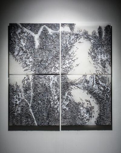 Carmen Vetter, 'SEATTLE', 2016