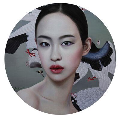 Ling Jian, 'Palace Garden', 2017
