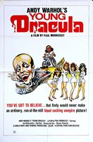Andy Warhol, 'Young Dracula Movie Poster (1974)', 1976