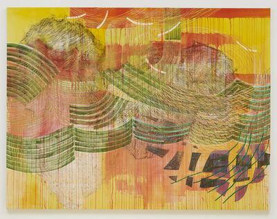 Alyse Rosner, 'Switch (yellow)', 2017