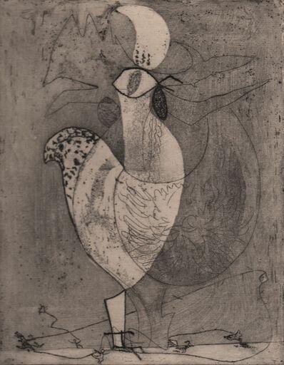 ARPAD SZENES, 'Untitled (Coq)', 1930