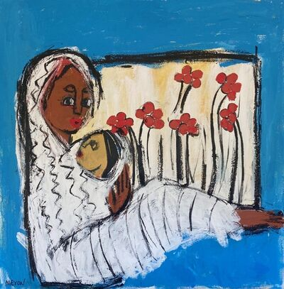 Meron Engida, 'See the Love', 2020