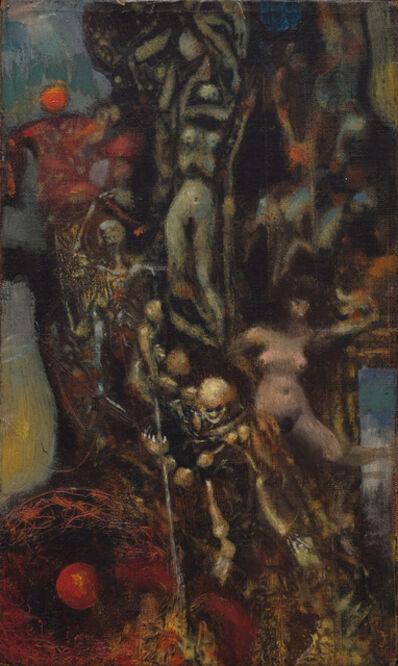 Max Ernst, 'Temptation of St. Anthony', 1945