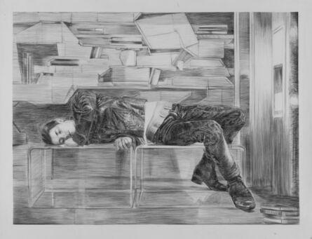 Iris Levasseur, 'Betty Bibliothèque', 2014