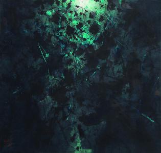 Chuntao Lu, 'Lotus Pond 2014No.032', 2014