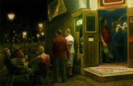 Davis Morton, 'Patrick on the Door #2', 2005