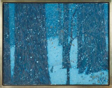 John F. Carlson, 'Woodland Silence', 1903