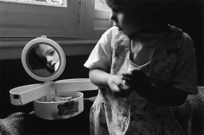 """Adriana Lestido, 'From the series """"Mothers and daughters"""", Eugenia and Violeta', 1995-1998"""