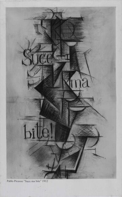 Avdey Ter-Oganyan, 'Pablo Picasso. Suce ma bite.', 2006