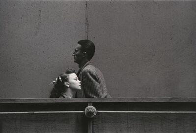 Harry Callahan, 'Chicago', 1960
