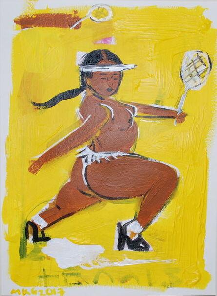 Monica Kim Garza, 'Tennis', 2017