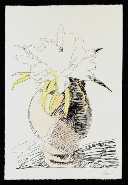 Andy Warhol, 'Hand Colored Flowers III.114', 1974