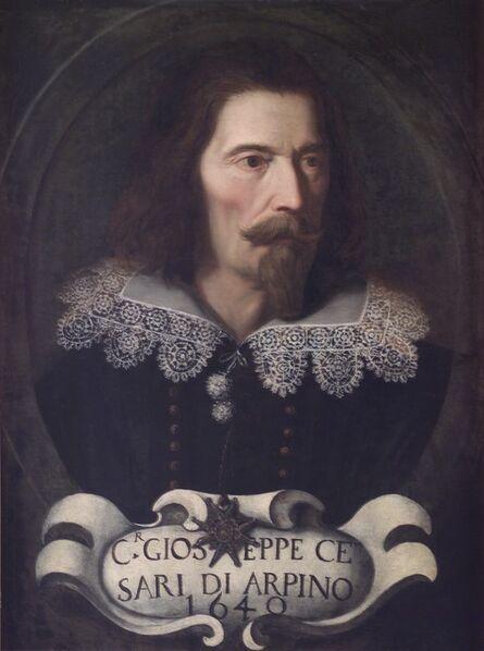 Giuseppe Cesari, called Cavaliere d'Arpino, 'Self-portrait', 17th Century (first half)
