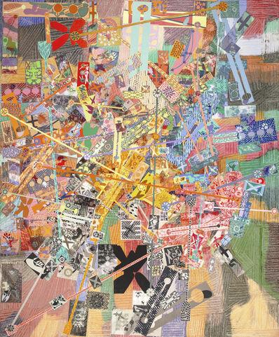 Bernard Cohen, 'Painting on a Domestic Theme III', 1979