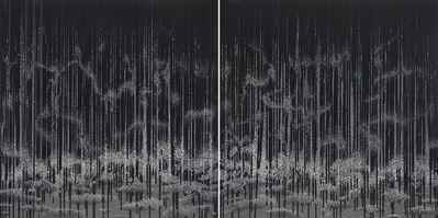 Barbara Kolo, 'Manifestation (diptych)', 2017