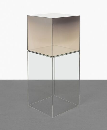 Larry Bell, 'Cube 40', 2006