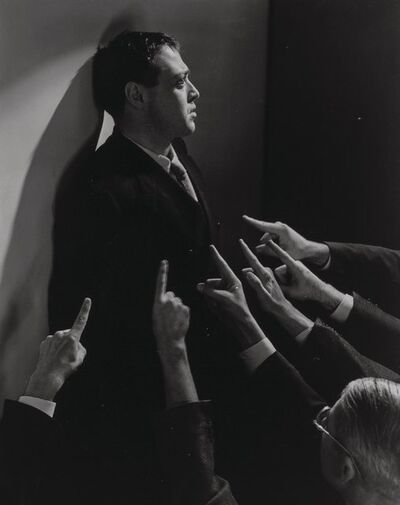 Lusha Nelson, 'Peter Lorre, Crime and Punishment', 1935