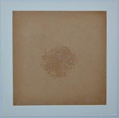 Edda Renouf, 'Clusters (Plate 8)', 1976