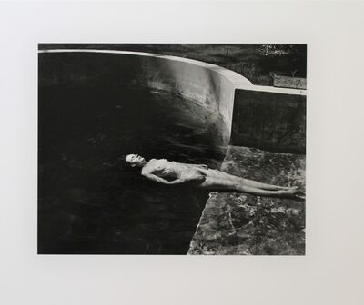 Edward Weston, 'Nude Floating 1939 printed by Cole Weston late 1960 to early 1970s', 1939