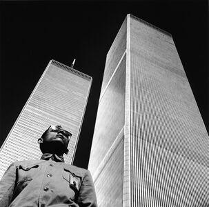 Tseng Kwong Chi, 'New York, New York (WTC)', 1979