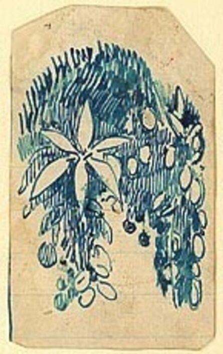 Paul Gauguin, 'Tahitian Flowers.', ca. 1892
