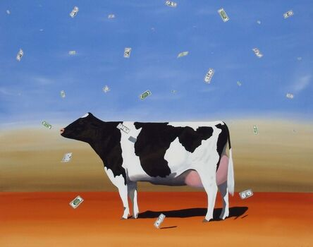 Robert Deyber, 'Cash Cow', 2009
