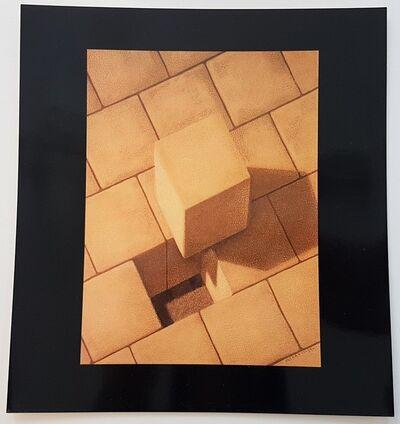 Victor Vasarely, 'Etude Axonometrique-2', 1977